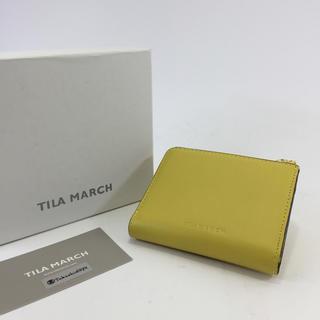 ティラマーチ(TILA MARCH)の新品 正規品 ティラマーチ 折財布 小銭入れ AT11-32(財布)