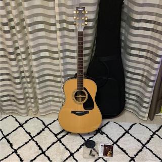 ヤマハ(ヤマハ)のYAMAHA LLX6A 美品 エレアコ ギター(アコースティックギター)