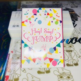 ヘイセイジャンプ(Hey! Say! JUMP)のHey! Say! JUMP トランプ(アイドルグッズ)