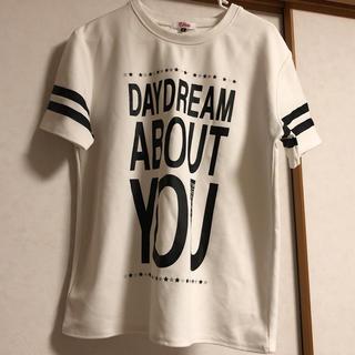 ピンクラテ(PINK-latte)の女児 ピンクラテ 半袖Tシャツ(Tシャツ/カットソー)