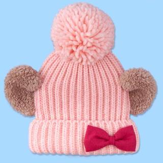 Disney - トゥインクルウィンター シェリーメイ ニットキャップ ニット帽 ピンク TDS