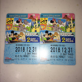 ディズニー(Disney)の東京ディズニーリゾートライン (鉄道乗車券)