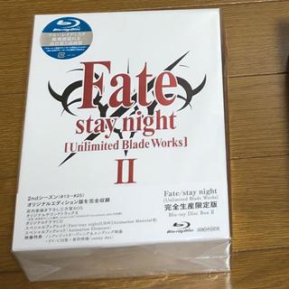 Fate UBW Blu-ray BOX II (アニメ)
