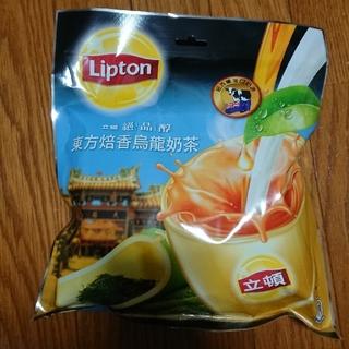 台湾 リプトン 烏龍ミルクティー(茶)
