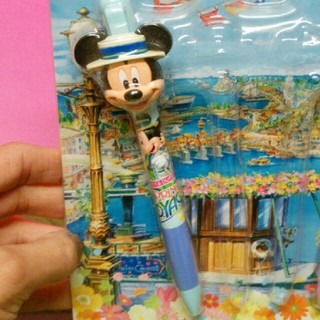 ディズニー(Disney)の〈k88658734様専用〉ディズニーリゾート ミッキーボールペン(キャラクターグッズ)