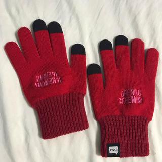 オープニングセレモニー(OPENING CEREMONY)のopening ceremony 手袋(手袋)