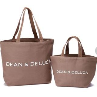 ディーンアンドデルーカ(DEAN & DELUCA)のDEAN&DELUCA トートバッグL・Sサイズセット(トートバッグ)