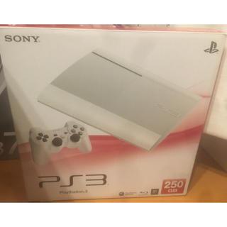 プレイステーション3(PlayStation3)のps3 ホワイト(家庭用ゲーム本体)