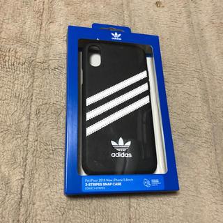 アディダス(adidas)のadidasのiPhoneXケース(iPhoneケース)