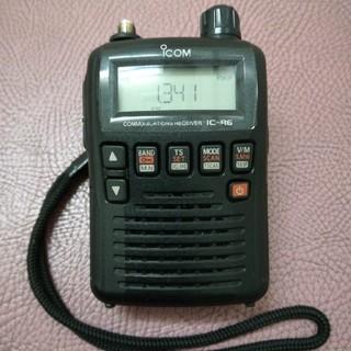 ICOM広帯域受信機 IC-R6 受信改造済 値下げ(アマチュア無線)