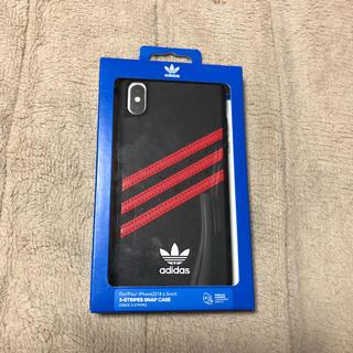 アディダス(adidas)のadidas iPhoneXSMax用ケース(iPhoneケース)