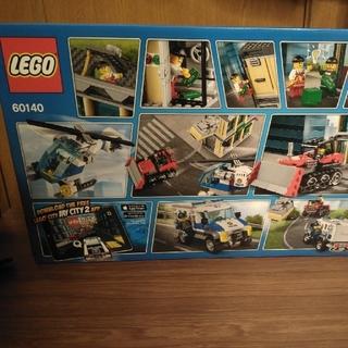 Lego - レゴシティ60140 銀行ドロボウとポリスバン