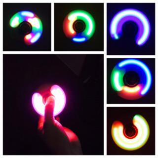 ハンドスピナー ミニオン フラッシュ キャラスピナー★ 全6種 LED(その他)