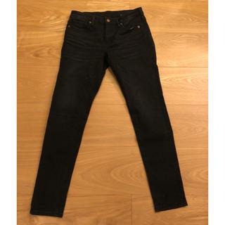 ムジルシリョウヒン(MUJI (無印良品))の無印良品 スキニーパンツ ブラック 25(スキニーパンツ)