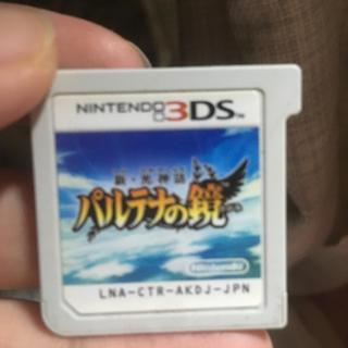 ニンテンドウ(任天堂)のパルテナの鏡(家庭用ゲームソフト)