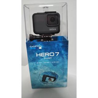ゴープロ(GoPro)のgopro hero7  silver ゴープロ ヒーロー7 シルバー(コンパクトデジタルカメラ)