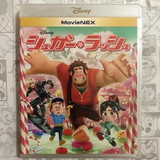 Disney - 最新版『シュガーラッシュ』ブルーレイ&純正ケース