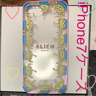 ディズニー(Disney)のiPhone7ケース トイストーリー(iPhoneケース)