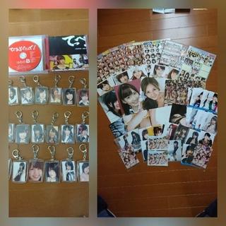 エーケービーフォーティーエイト(AKB48)のAKB akb 生写真コンプ ストラップ キーホルダー ポスター NMBアルバム(アイドルグッズ)