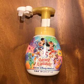 ディズニー(Disney)の【みるきー様専用】ディズニー35周年 ハンドソープ(箱なし)(ボディソープ / 石鹸)