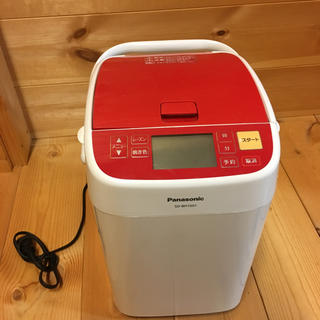 パナソニック(Panasonic)のPanasonic ホームベーカリー SD-BH1001 送料込み(ホームベーカリー)