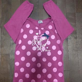 クラウンバンビ(CROWN BANBY)の女の子 ロンT クラウンバンビ(Tシャツ/カットソー)