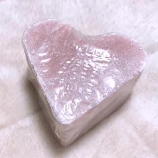 ラリン(Laline)の売り切り  最終価格ラリン   LALINE  石鹸  ソープ  ハート(ボディソープ/石鹸)