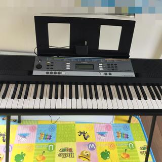 YAMAHA電子キーボードPSR-E244  2013年製品 (スタンド付)