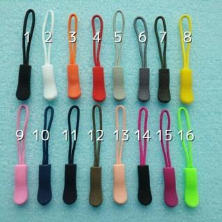 16色から選んで11個、ジッパータブ ファスナー引き手[送料無料](その他)