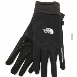 ザノースフェイス(THE NORTH FACE)のTHE NORTH FACE / Windstopper Etip Glove(手袋)