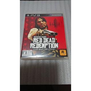 プレイステーション3(PlayStation3)のRED DEAD REDEMPTION レッド・デッド・リデンプション(家庭用ゲームソフト)