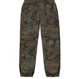 シュプリーム(Supreme)のCamo warm pants 迷彩 Lサイズ(ワークパンツ/カーゴパンツ)