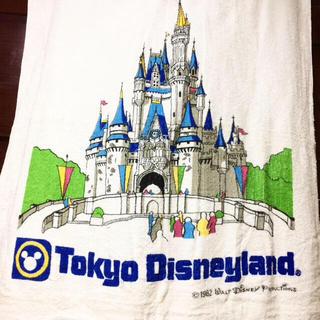 ディズニー(Disney)のディズニー☆バスタオル(タオル/バス用品)