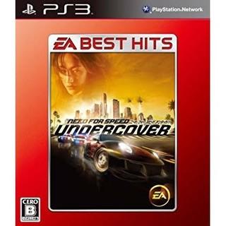 プレイステーション3(PlayStation3)のps3 ニードフォースピードアンダーカバー(家庭用ゲームソフト)