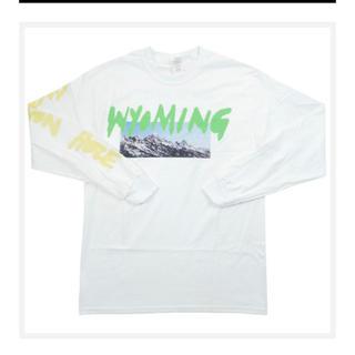 アディダス(adidas)のカニエウエストLIVEロンT(Tシャツ/カットソー(半袖/袖なし))