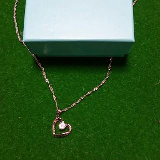 セガ(SEGA)のハート型ネックレス(ネックレス)