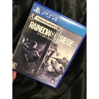 プレイステーション4(PlayStation4)のレインボーシックスシージ(家庭用ゲームソフト)