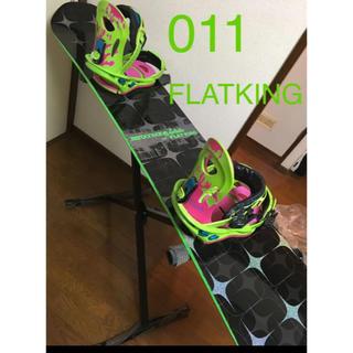 011 FLATKING 148 / FLUX DS45 グラトリ セット