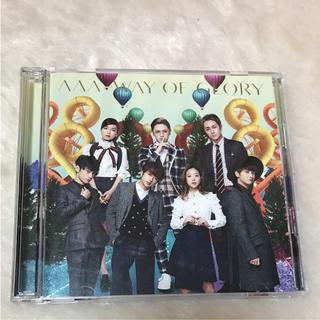 トリプルエー(AAA)のAAA WAY OF GLORY(ミュージシャン)