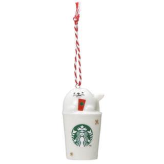 Starbucks Coffee - 新品 スターバックス スタバ クリスマスオーナメント
