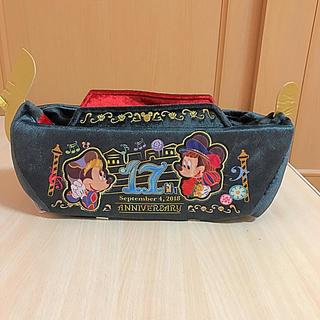 ディズニー(Disney)の期間限定価格 東京ディズニーシー 17周年 ティッシュカバー  (ティッシュボックス)
