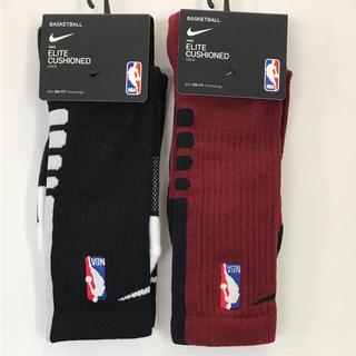 NIKE - ナイキ NBA ソックス 2足セット サイズ各種 3色 新品 バスケ