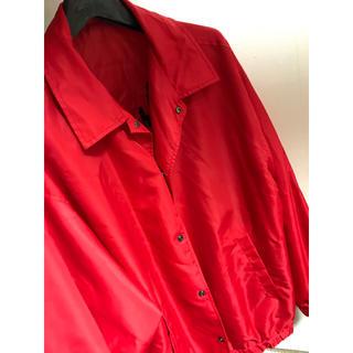 赤ジャケット(テーラードジャケット)