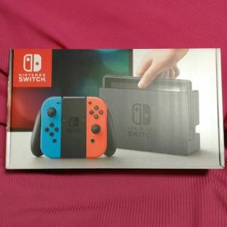 ニンテンドースイッチ(Nintendo Switch)の【たらこ様ご専用】ニンテンドースイッチ(家庭用ゲーム本体)