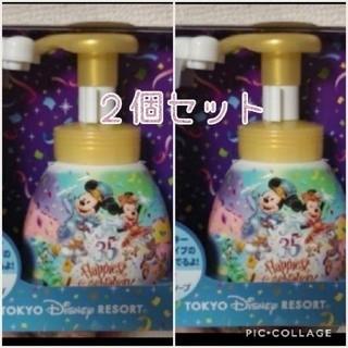 ディズニー(Disney)の2個 ミッキー ハンドソープ(ボディソープ / 石鹸)