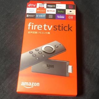 FIRE TV STICK amazon 美品(その他)