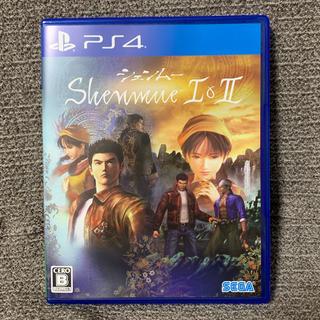 プレイステーション4(PlayStation4)のシェンムー 1&2(家庭用ゲームソフト)
