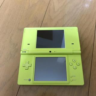 ニンテンドーDS(ニンテンドーDS)のDSi(携帯用ゲーム本体)