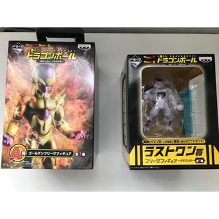 セブンイレブン 一番くじ ゴールデンフリーザー&フリーザー(キャラクターグッズ)