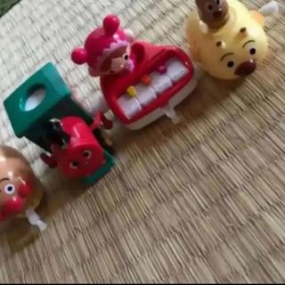 アンパンマン4点セット(キャラクターグッズ)